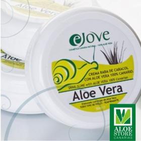 Crema Baba de Caracol con Aloe Vera