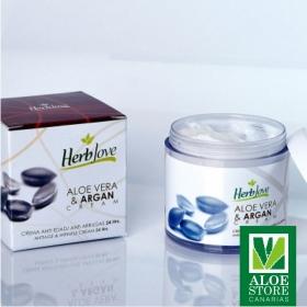 Crema Argan & Aloe Vera