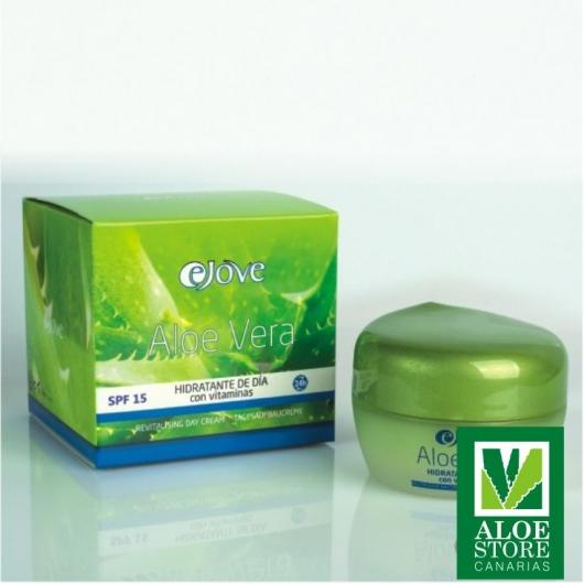 Crema Hidratante con SPF 15