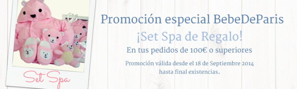 Promo Set Spa Sept 14 Rosa
