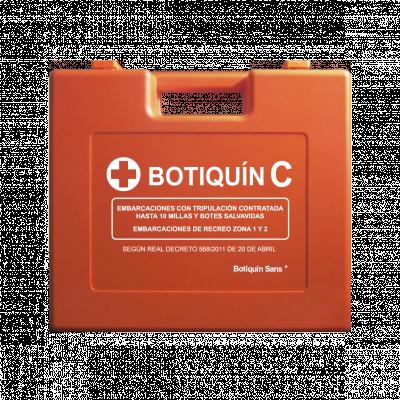 Botiquín tipo C BOTES (Zona 1 y 2)