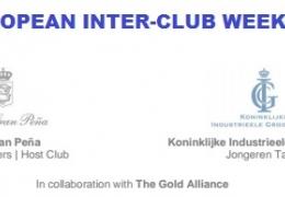 EUROPEAN INTER-CLUB WEEKEND