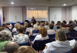 ESPACIO CULTURAL curso 2017-2018 | CASINO DE AGRICULTURA VALENCIA