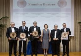 II Edición Premios Ilustres Real Sociedad Valenciana de Agricultura y Deportes