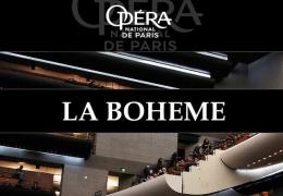 """ÓPERA DESDE EL ABC PARK """"La Bohème"""""""