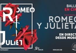 """Ballet desde el ABC PARK """"Romeo y Julieta"""""""