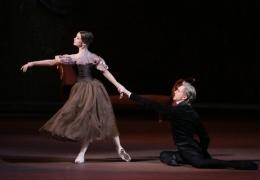 """BALLET DESDE EL ABC PARK """"Onegin"""" por el Stuttgarter Ballett"""