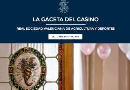 LA GACETA DEL CASINO DE AGRICULTURA - Nº11 - OCTUBRE 2014