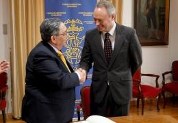 El Casino de Agricultura recibe la visita del Presidente de la Generalitat