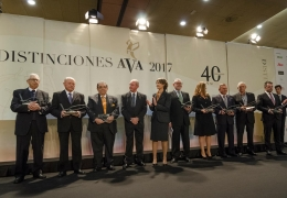 La Real Sociedad Valenciana de Agricultura es premiada como ENTIDAD SOCIAL por AVA ASAJA
