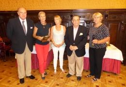 XVI Entrega premios Torneo Bridge de Regularidad