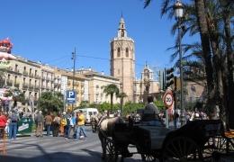 La historia de Valencia