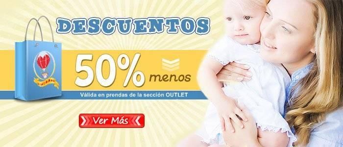 Comprar ropa de bebe niño niña en El Sueño de Mamá outlet