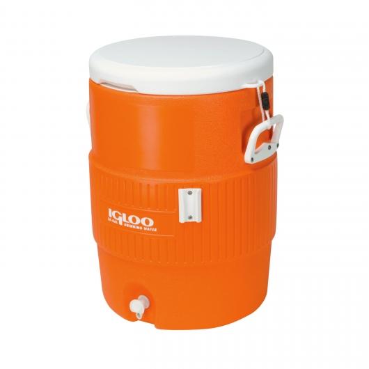 Termo grande igloo seat top 19 litros naranja neveras igloo - Termo 10 litros ...
