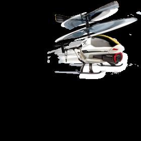 RPKF50246 Repuesto Helicóptero Nanocoptero Spy Cam II 84601