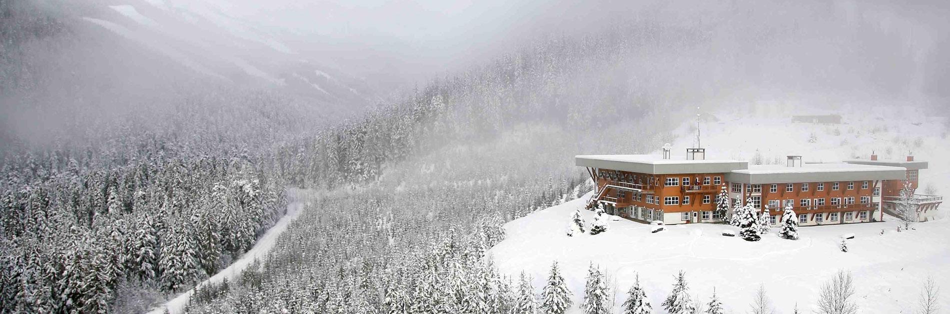 British Columbia: La mejor nieve polvo del mundo