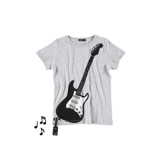 Air Guitar Tee (melange)