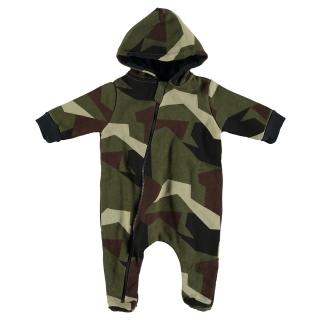 Baby Skijama (geo camo)