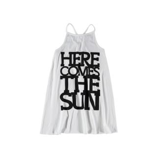 Beach Dress (white)