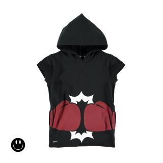 Boxing Hoodie (black)