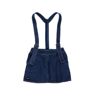 Braced Skirt (denim)