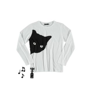 Cat Tee (white)