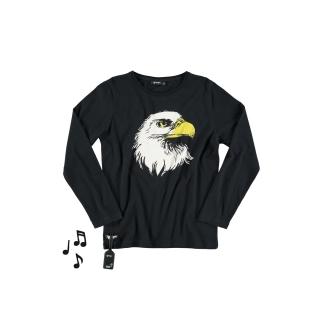 Eagle Tee (black)