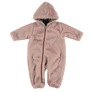 Fur Baby Skijama (rose)