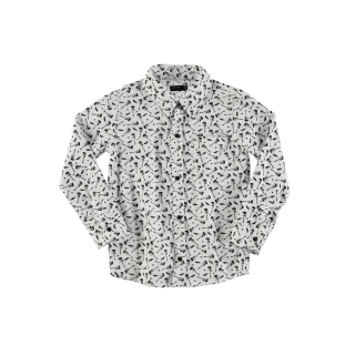Guitars Shirt (white)