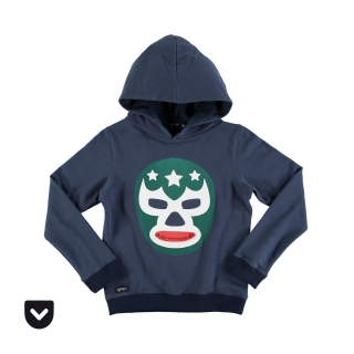 Mexican Hoodie (navy)