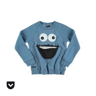 Monster Sweater (blue)