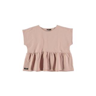 Peplum Sweater (rose)