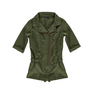 Perfecto Jumpsuit (military)
