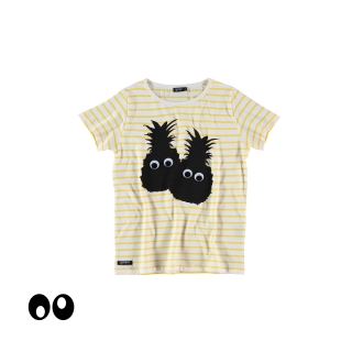 Pineapple Eyes Tee (striped)