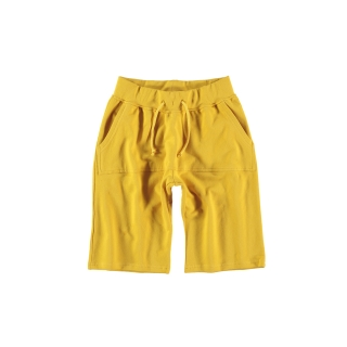 Pocket Short (ochre)
