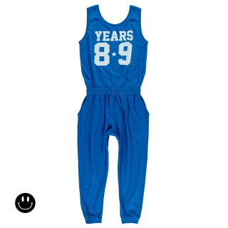 Years Jumpsuit (primary blue)
