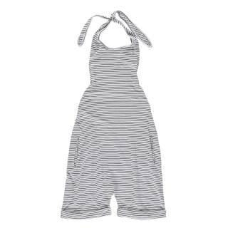Short Overall (striped)