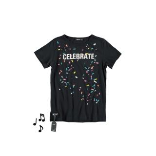 Celebrate Tee (black)