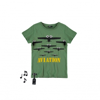 Aviation Tee (sonido)