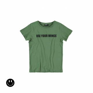 Dino Wings Tee (military)