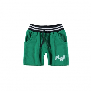 Boxing Short (primary green)