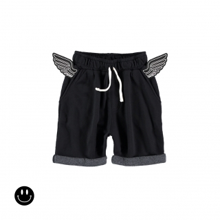 Wings Short (black)