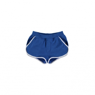 Towel Short (primary blue)