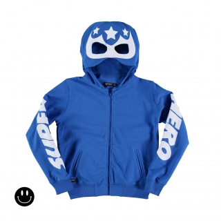 Superhoodie (primary blue)