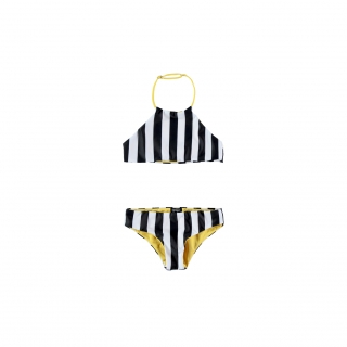Reversible Bikini (striped)