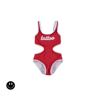 Tattoo Trikini (red)