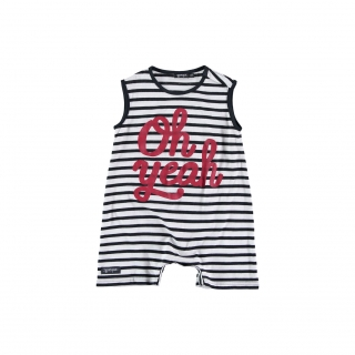 Baby Overall (striped)