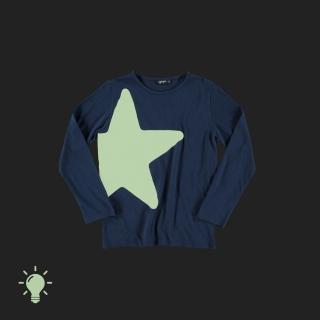 Star Tee (navy)