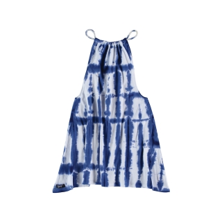 Surfer Dress (blues)