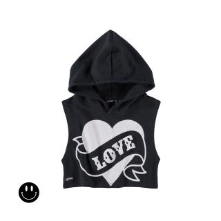 True Love Hoodie (black)